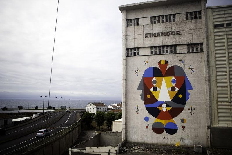 Artwork  in Aguiar da Beira