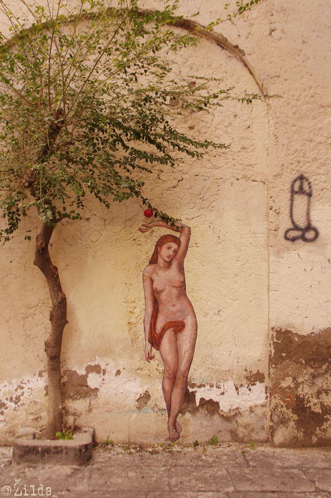 Artwork By Zilda in Naples