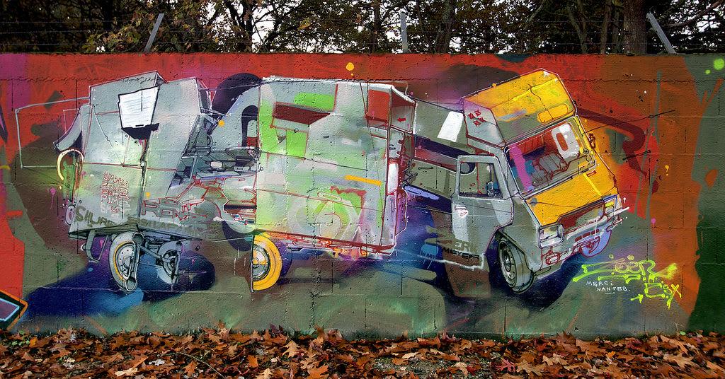 Artwork By Zoer in Lille