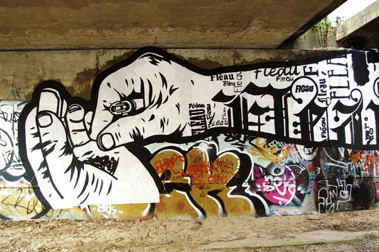 Œuvre  à Mulhouse