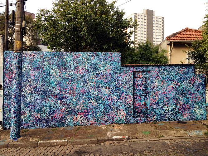 Œuvre Par Rafael Sliks à São Paulo