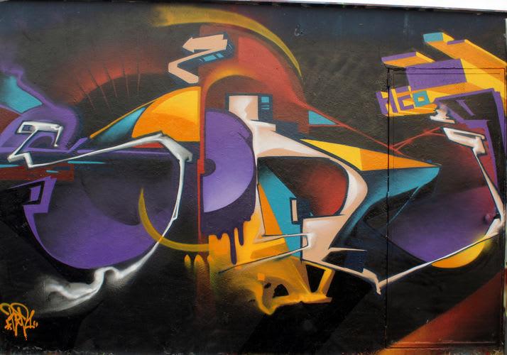 Artwork  in Boissy-sous-Saint-Yon