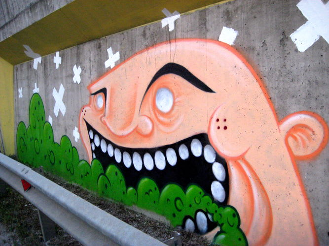 Artwork  in Ljubljana, Ljubljana