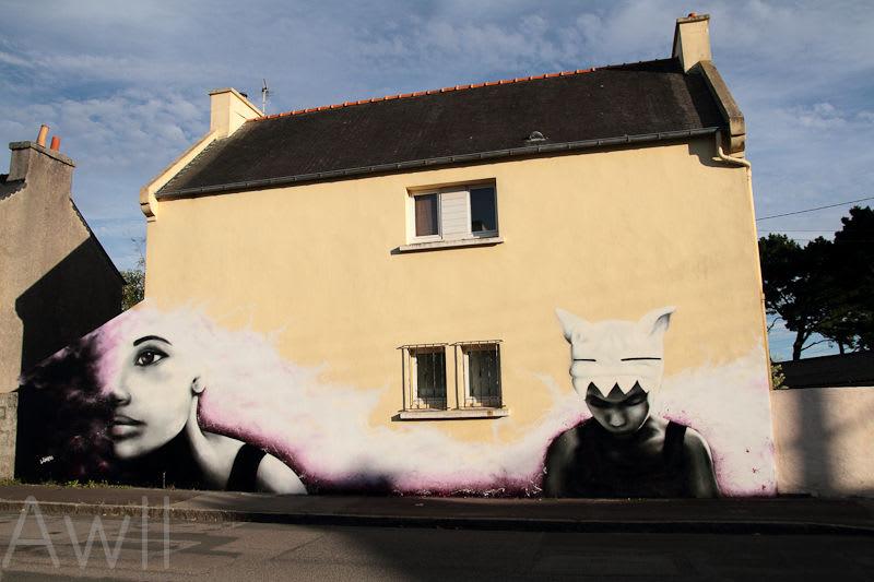 Œuvre Par Liliwenn à Brest