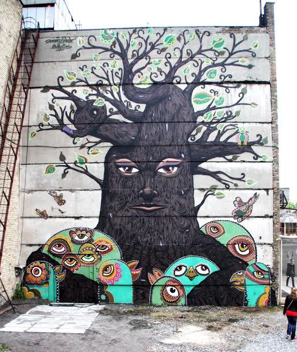 Artwork By Phil in Kiev