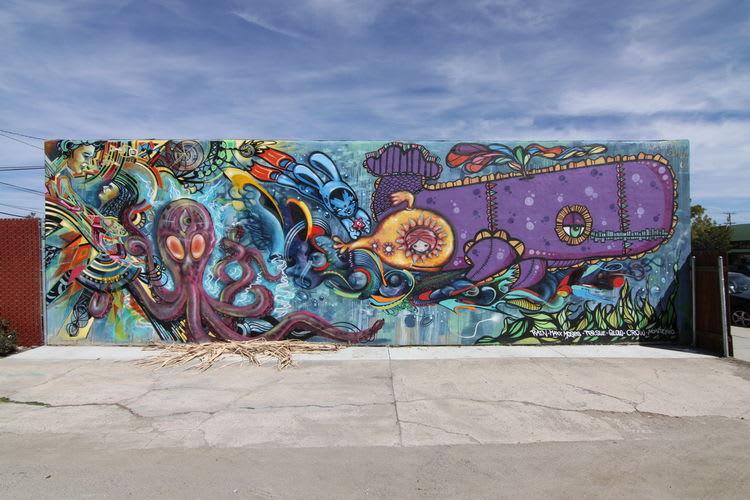 Œuvre Par gloria muriel à San Diego