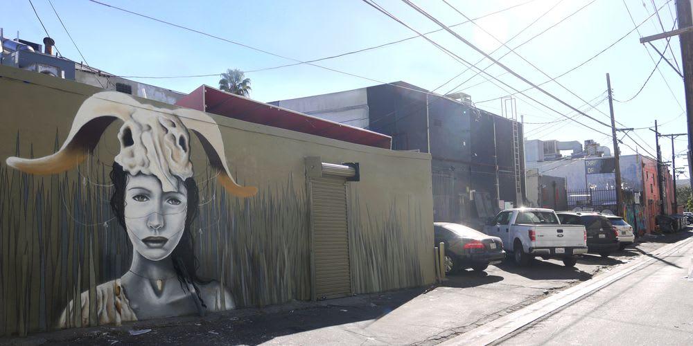 Œuvre Par Liliwenn à West Hollywood