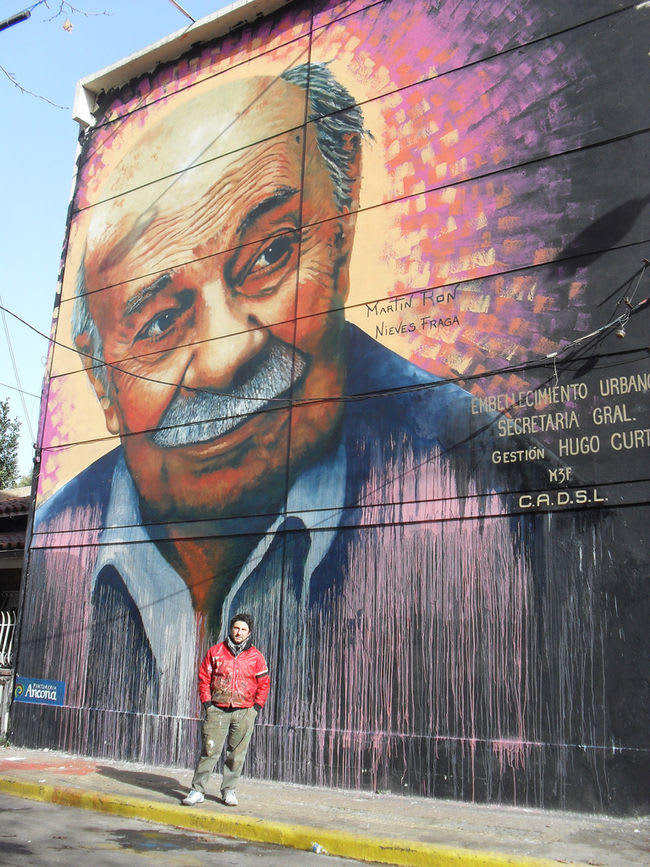 Artwork  in Buenos Aires