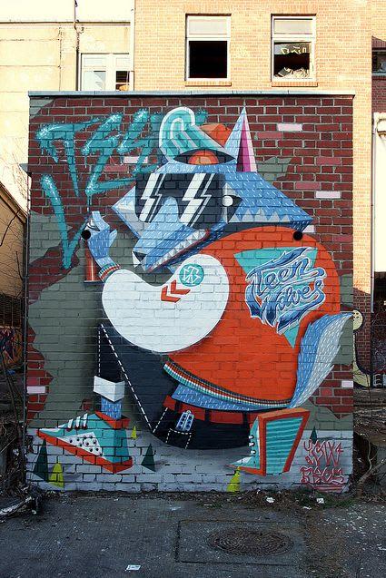 Artwork By Low Bros in Hamburg
