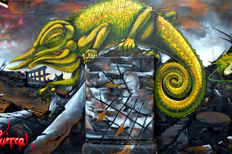 Artwork By rizo in Florianópolis