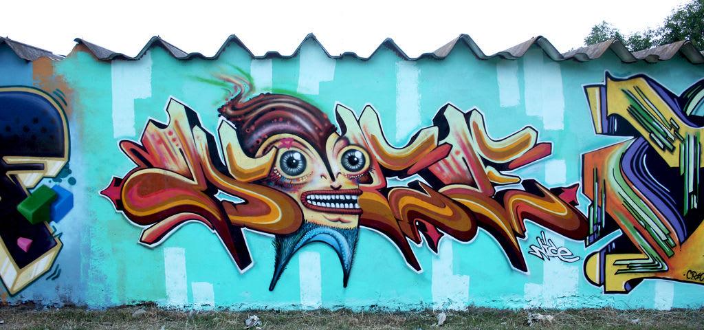 Artwork By Nice in Bahia Blanca