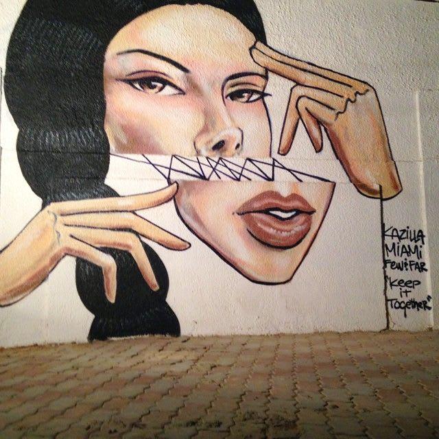 Œuvre Par Kazilla à Dubaï