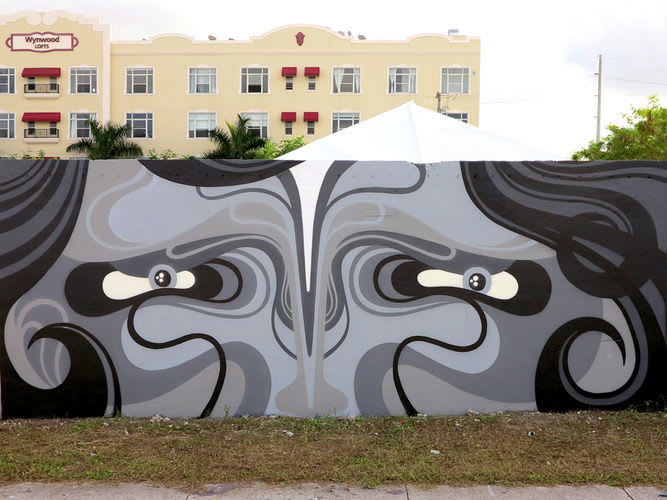 Œuvre Par Reka One à Miami