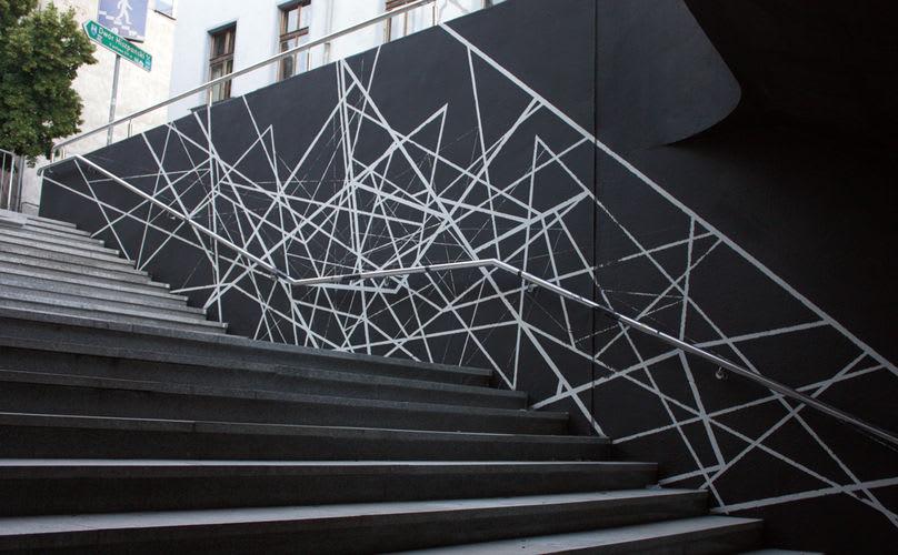 Œuvre  à Gdynia