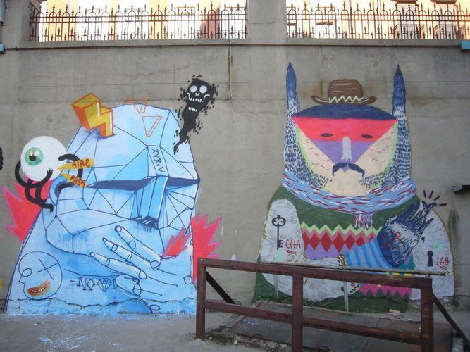Artwork  in Madrid
