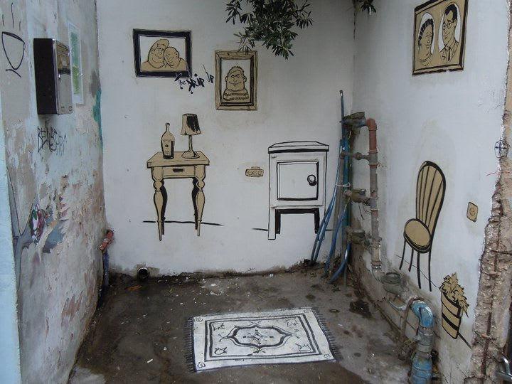 Œuvre  à Tel Aviv-Jaffa