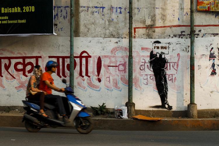 Œuvre Par Kailash K Shrestha