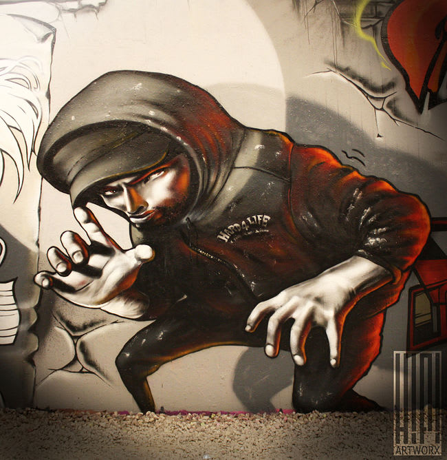 Artwork By Hifi in Dortmund