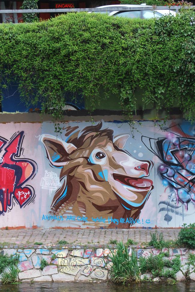 Artwork By Key Detail in Freiburg im Breisgau