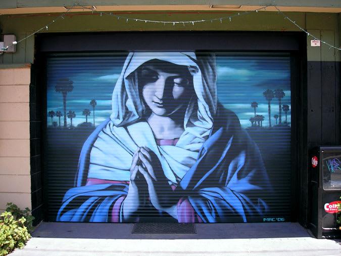 Artwork By El Mac in Phoenix