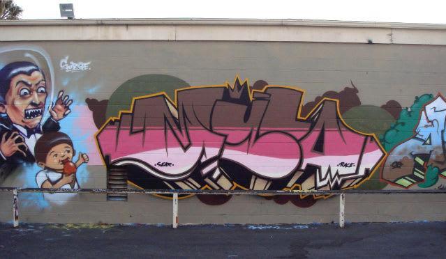 Œuvre  à San Diego