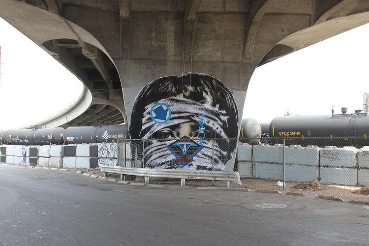 Œuvre Par eddie colla à Oakland