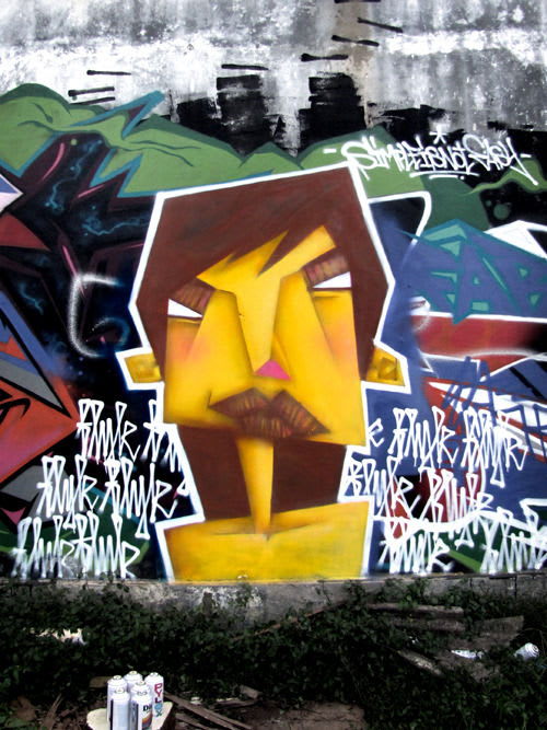 Œuvre Par Stereoflow à Bandung