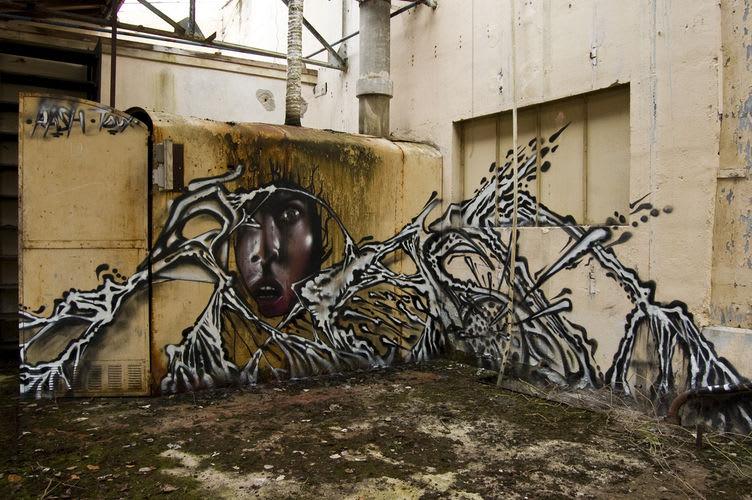 Artwork  in Paris