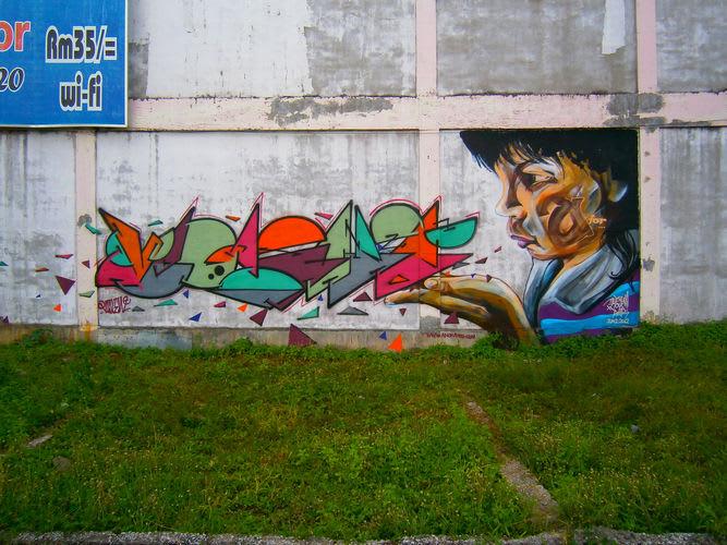 Artwork  in Kota