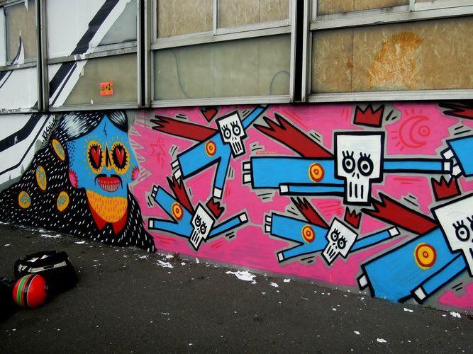 Œuvre  à Le Havre