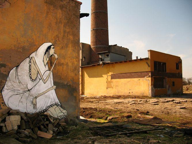 Artwork By Sepe in Kluczbork