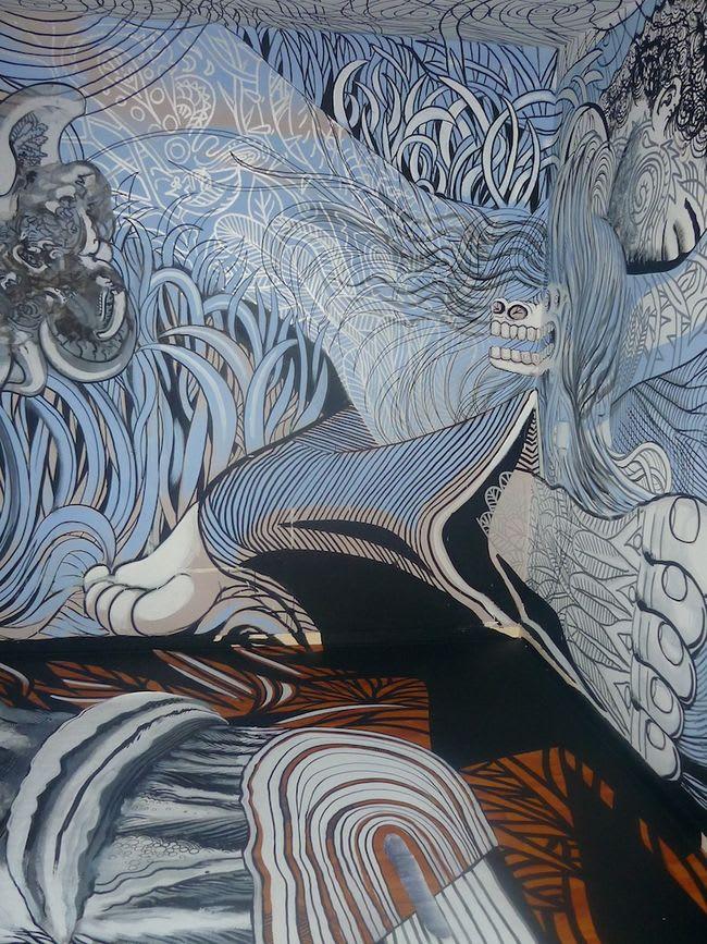 Artwork By SANTOLERI in Delft