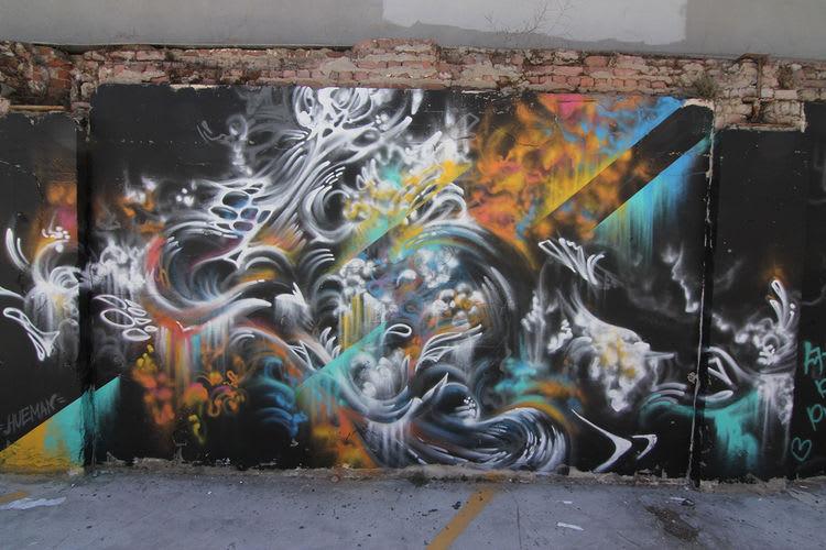 Œuvre Par hueman à San Francisco
