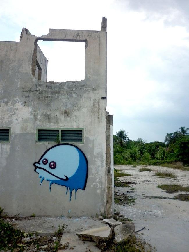 Œuvre  à Kuala Lumpur