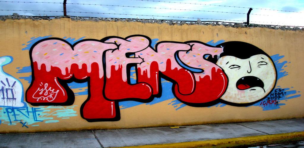 Œuvre  à Quito