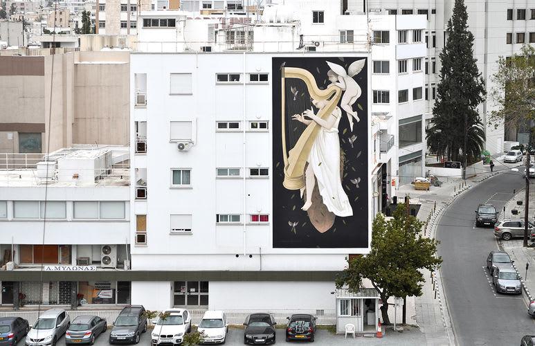 Artwork  in Nicosia