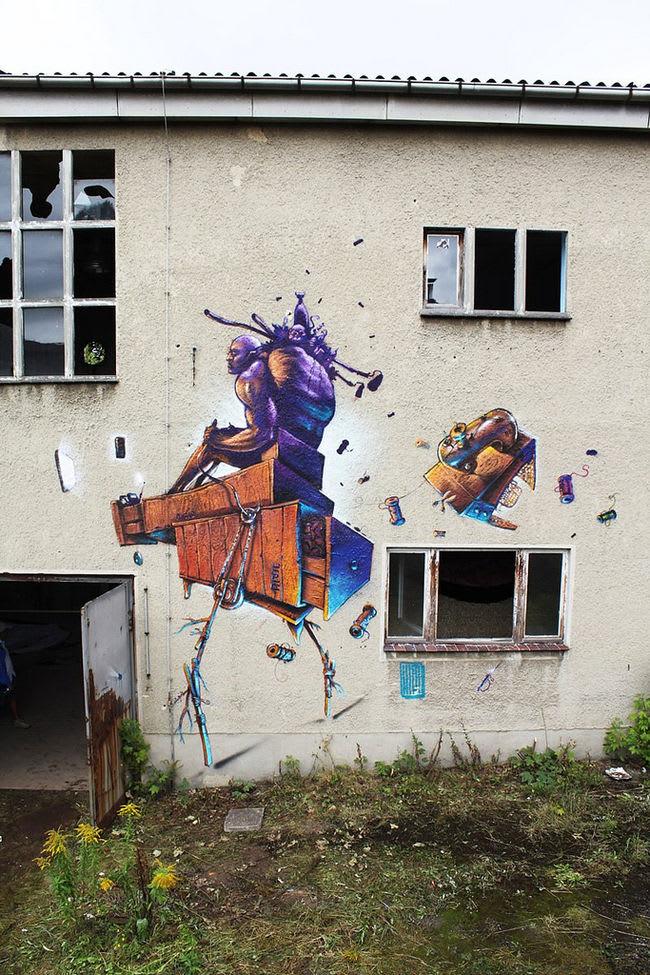 Artwork By Hifi in Glauchau