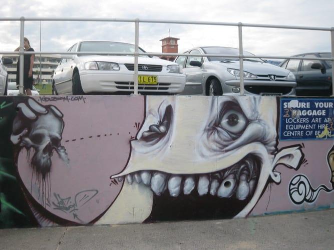 Artwork  in Sydney
