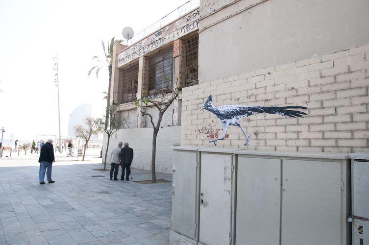 Artwork By Goliath in El Pont de Bar