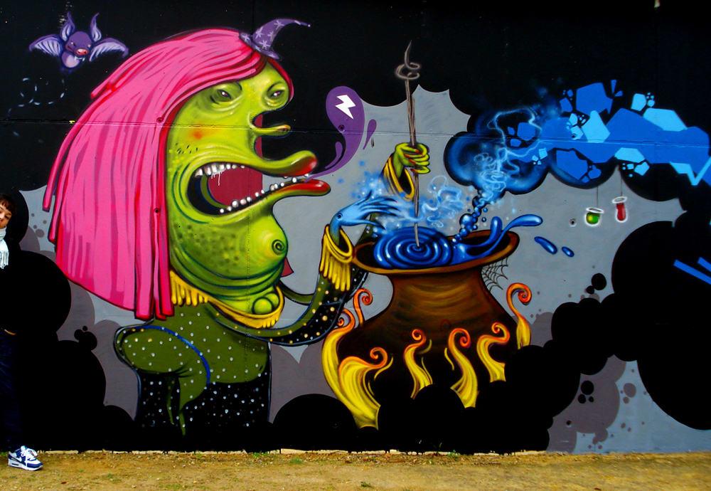 Artwork By Ana Langeheldt - Lahe178 in Seville
