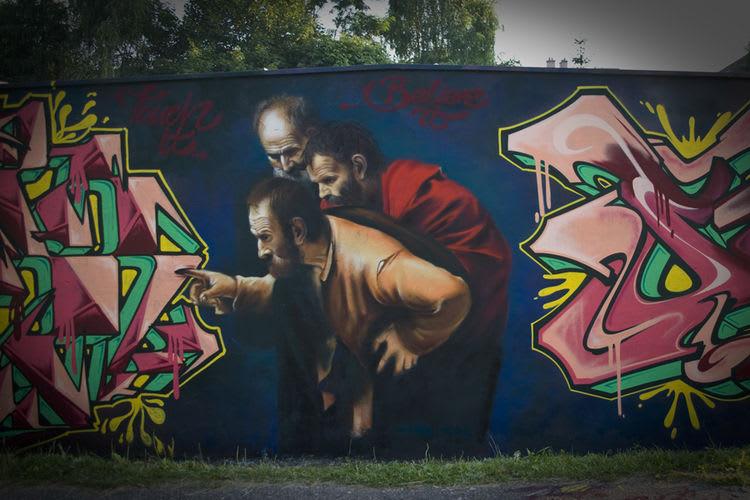 Artwork By Mgr Mors in Nowy Sącz