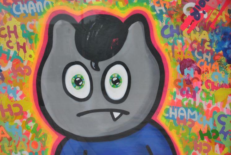 Artwork By chanoir in Le Havre