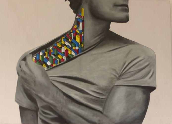 Œuvre Par NICOLAS CLEZIO à Rennes