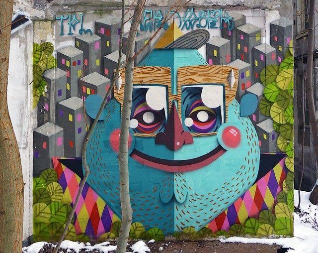 Artwork By Qbrk in Hamburg