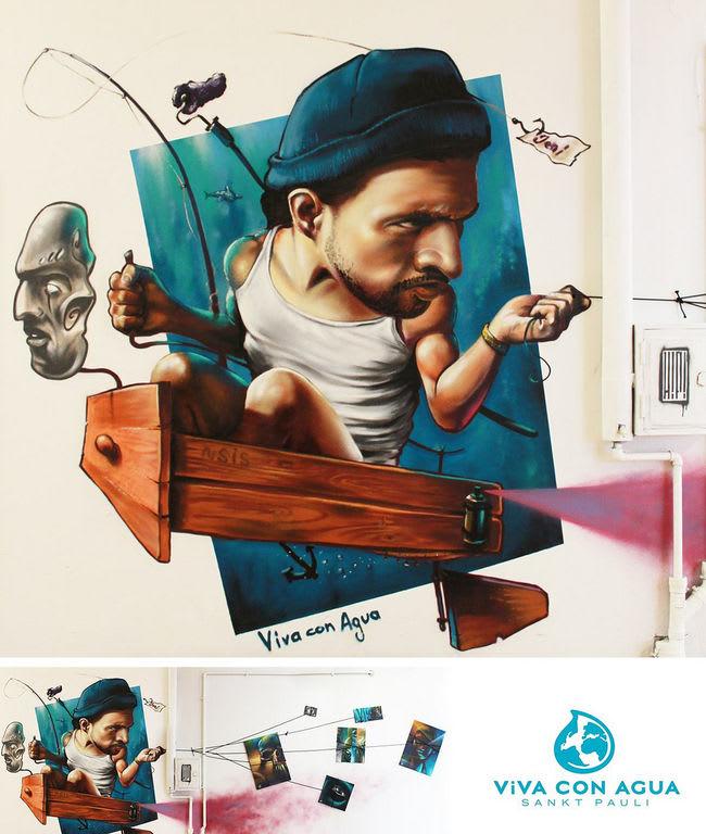 Artwork By Hifi in Hamburg