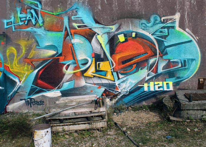 Artwork  in Bourg-en-Bresse