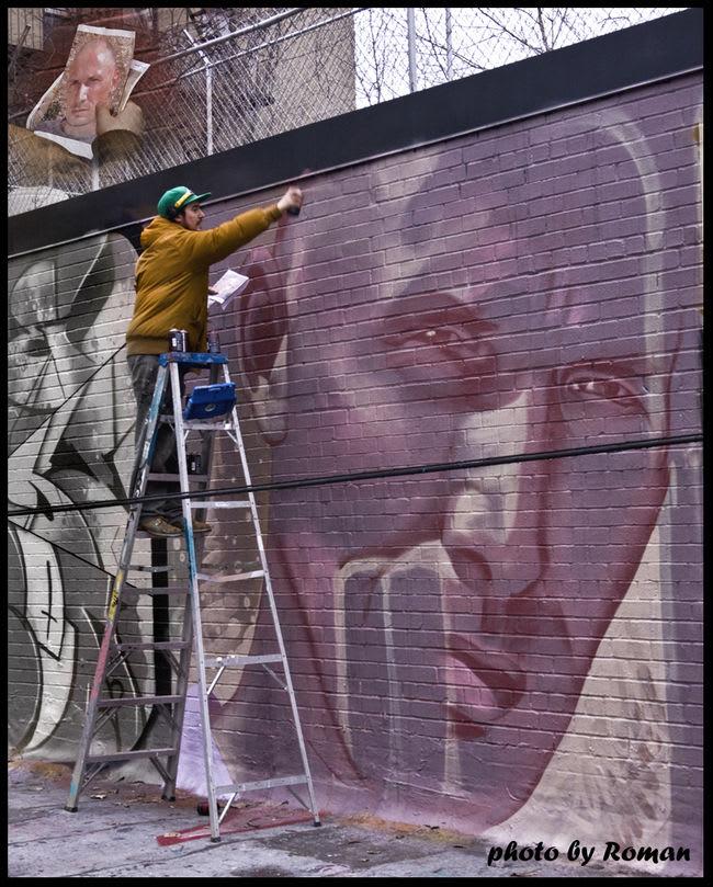 Artwork By Dasic Fernandez in Santiago