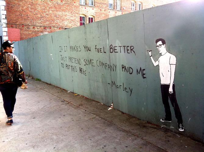 Artwork  in Los Angeles