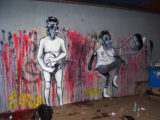 Œuvre Par Gula Ly à Djakarta centre, Jakarta