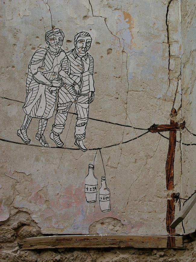 Œuvre Par Know Hope, Foma <3 à Tel Aviv-Jaffa